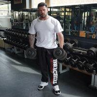 """Brachial Sporthose """"Gym"""" schwarz/weiss S"""