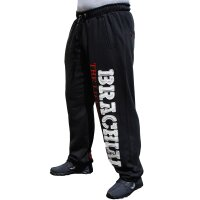 "Brachial Tracksuit Trousers ""Gym"" black/white L"