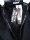 "Brachial Zip-Hoody ""Complete"" black/white S"