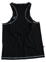 "Brachial Tank-Top ""Cool"" black/white 4XL"