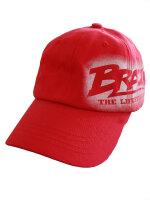 "Brachial Basecap ""Fame"" red"