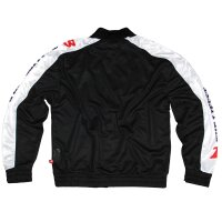 "Brachial Zip-Sweater ""Pain"" black/white M"