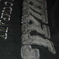 "Brachial T-Shirt ""Over"" anthrazit/grau S"