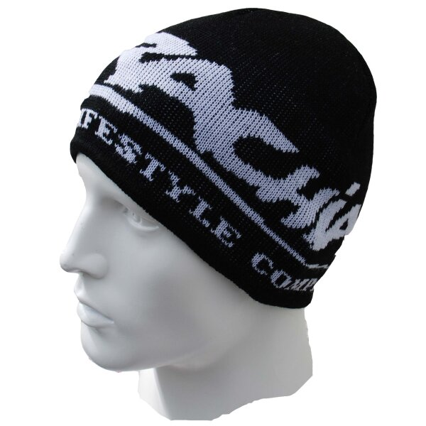 Brachial Beanie Next black/white