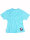 "Brachial T-Shirt ""Star"" hellblau/weiss S"