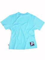 "Brachial T-Shirt ""Star"" hellblau/weiss M"