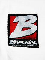 """Brachial T-Shirt """"Sign next"""" weiss/schwarz"""
