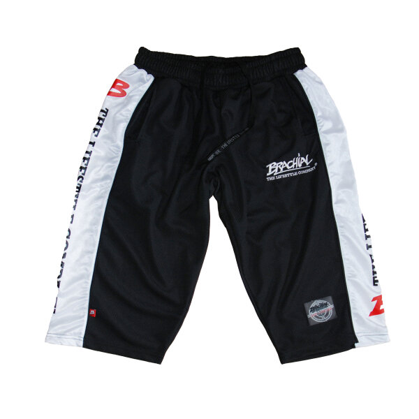"Brachial Short ""Pain"" black/white"