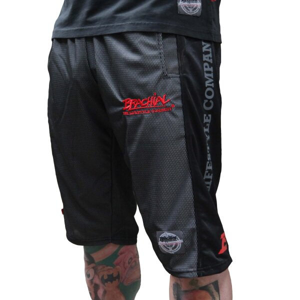 Brachial Short Pain black/grey