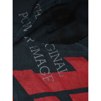 "Brachial Tank-Top ""Flag"" black/red M"