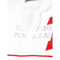 "Brachial Tank-Top ""Flag"" white/red S"