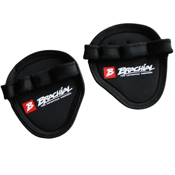 Brachial Grip Pads Classic black/red