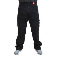"Brachial Cargo Pants ""Zone"" black"