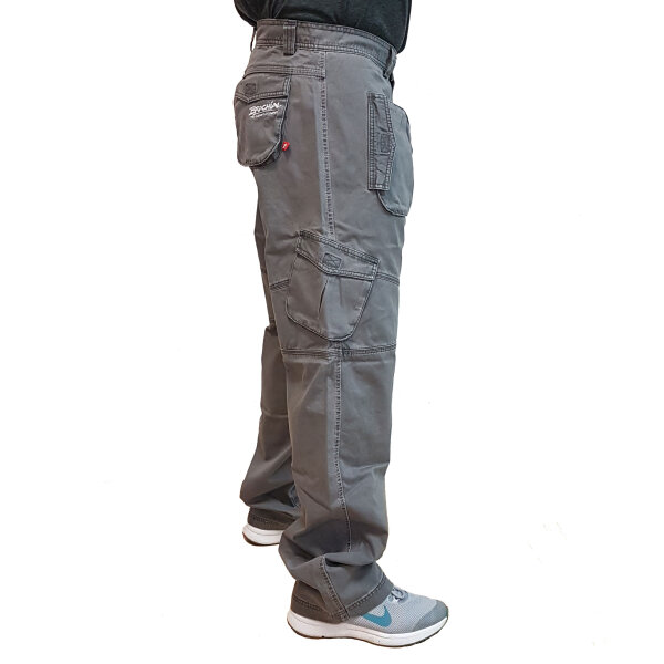 Brachial Cargo Pants Zone darkgrey