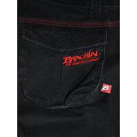 """Brachial Cargo Pants """"Zone"""" black M"""