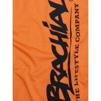 "Brachial Tank-Top ""Heat"" orange/schwarz  S"