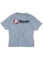 "Brachial Tee ""Sign next"" greymelonge/black"