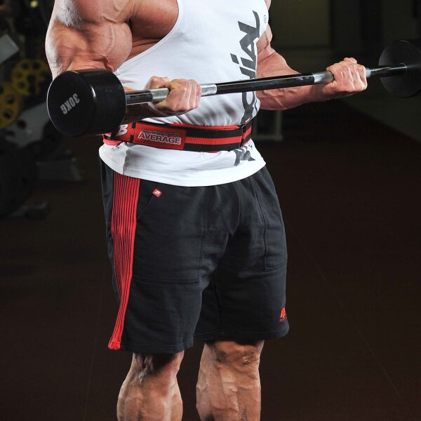 Brachial Short Destroyer black/red