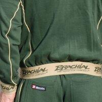 "Brachial Zip-Hoody ""Spacy"" military green S"