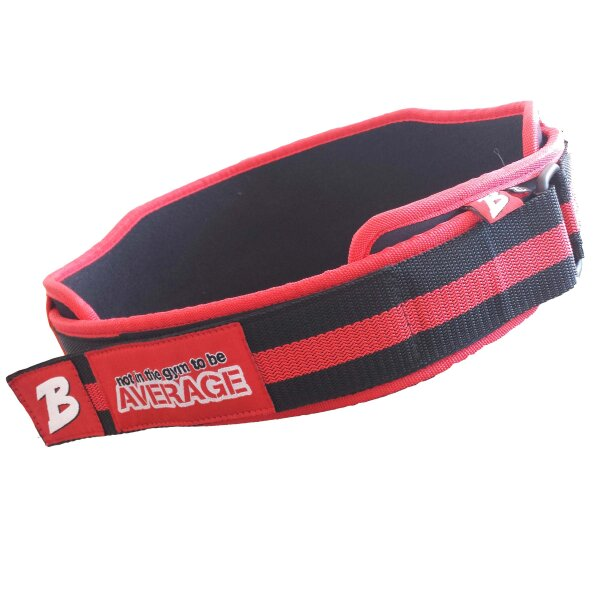 Brachial Lifting Belt Lift red/black