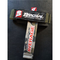 "Brachial Lifting Straps ""Drag"" camo/black"