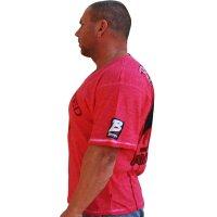 """Brachial T-Shirt """"Twister"""" salmon"""""""