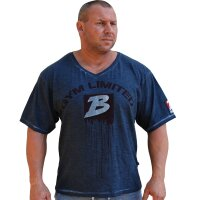 "Brachial T-Shirt ""Twister"" anthrazit S"