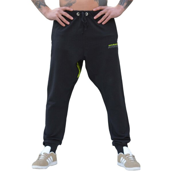 Brachial Jogging Pants NotAverage black