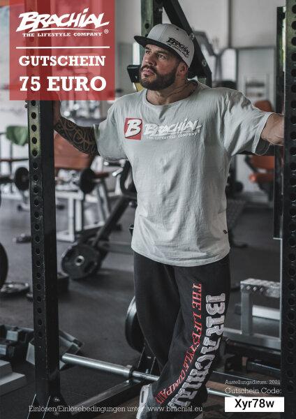 75 Euro voucher