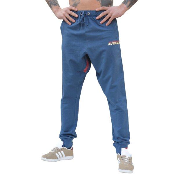 Pantalones Notaverage Correr Azul Brachial Marino Para xordBWCe