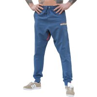 "Brachial Jogging Pants ""NotAverage"" navy"