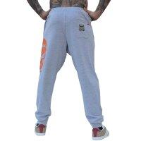 "Brachial Jogging Pants ""Shatter"" light grey 2XL"