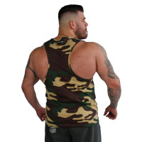 "Brachial Tank-Top ""Heat"" camo 3XL"