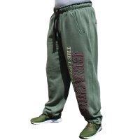 "Brachial Tracksuit Trousers ""Gym"" khaki"