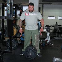 """Brachial Sporthose """"Gym"""" khaki"""