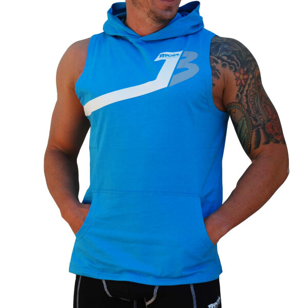 Brachial Tank-Top Nation blau