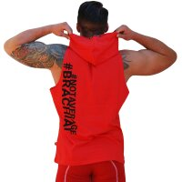 "Brachial Tank-Top ""Nation"" rot"