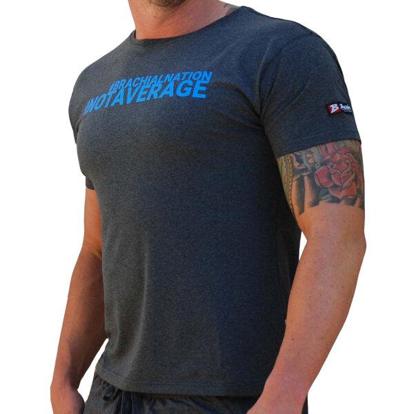 "Brachial T-Shirt ""Limited"" grau"