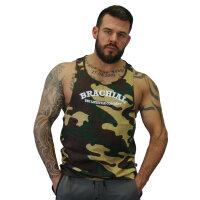 "Brachial Tank-Top ""Since"" camo/schwarz XL"