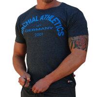 "Brachial T-Shirt ""Trademark"" grey S"
