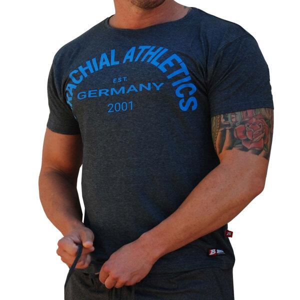 "Brachial T-Shirt ""Trademark"" grau 2XL"