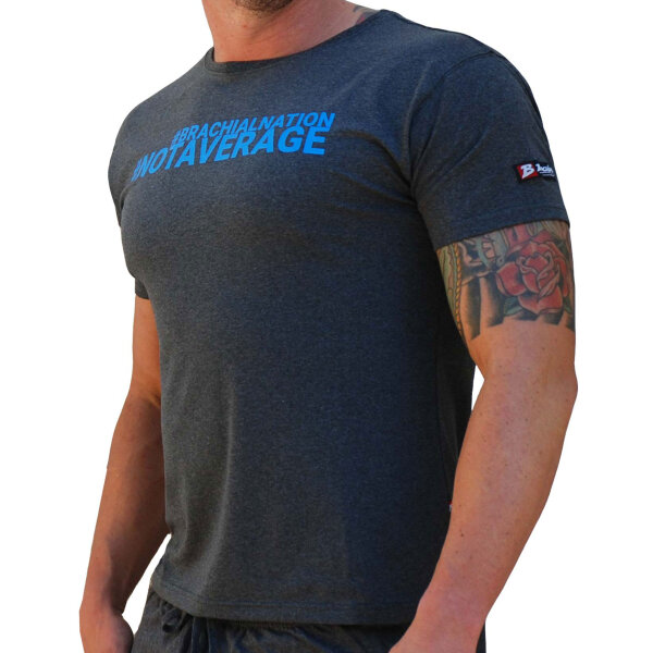 "Brachial T-Shirt ""Limited"" grey M"