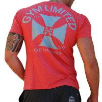 "Brachial T-Shirt ""Limited"" rot 3XL"