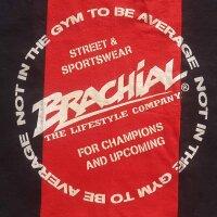 "Brachial Tank-Top ""Squat"" black/red 2XL"