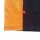 "Brachial Tank-Top ""Squat"" black/orange S"
