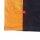 """Brachial Tank-Top """"Squat"""" schwarz/orange L"""