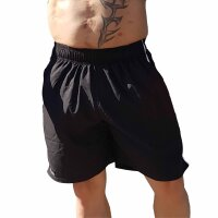 "Brachial Short ""Airy"" black/white"