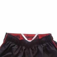 "Brachial Short ""Airy"" black/red"