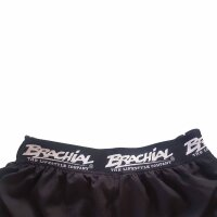 "Brachial Short ""Airy"" black/white S"