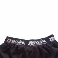 "Brachial Short ""Airy"" black/white 2XL"